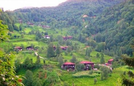 Köy Yerleşik Alanlarında İfraz