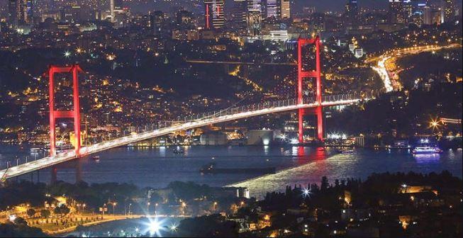 Boğaz Köprüsü Kaç Metre