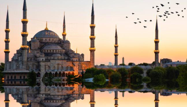 Sultanahmet Camii Nerede