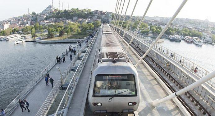 Yenikapı Hacıosman Metro Durakları