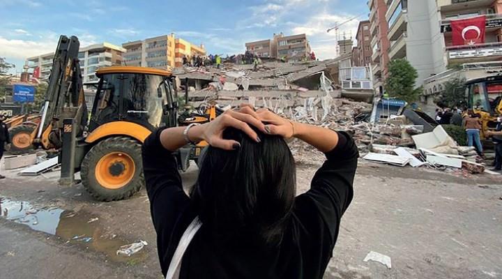 Depremde Hasar Gören Binalar